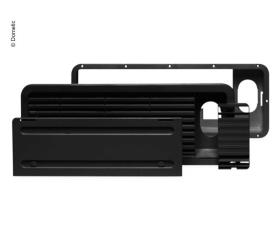 Dometic LS 100 ventilation grille set, black