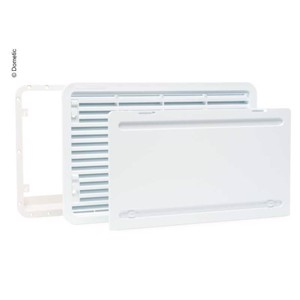Dometic LS 330 ventilation grille set, white