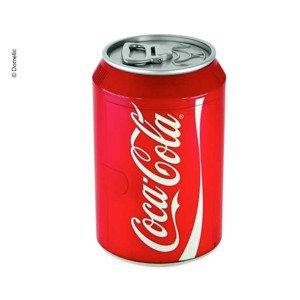 CocaCola Cool Can - Mini Camping Fridge 9,5l