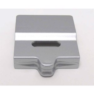 Slider for door lock Dometic 7er series, born door silver