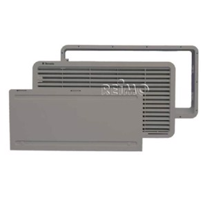 Dometic ventilation set LS300 telegrey