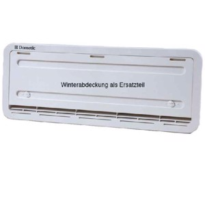Winter cover for ventilation system LS200 white