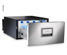 CoolMatic, Fridge Drawer CD30, 30l - stainless steel front
