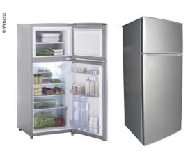 Fridge Cruise Classic 165 silver AC/DC