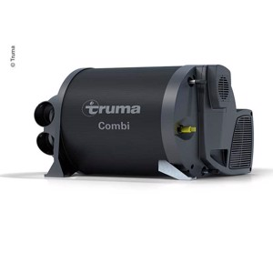 Truma Combi 6E CP plus 12V, 30mbar heat exchanger and boiler, iNet, without water set