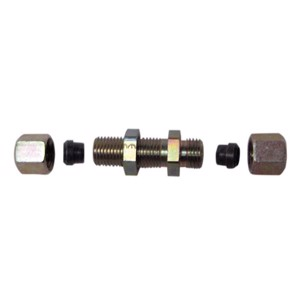 Bulkhead screw connection 8 mm, SB-packed