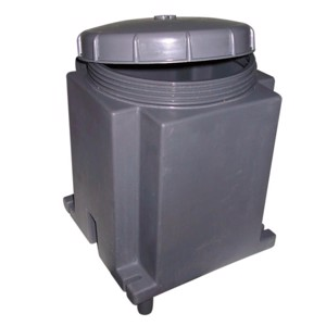 Gas box for 3 kg cylinders