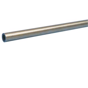 Gas pipe steel 10mm, 3,5m rod device closed