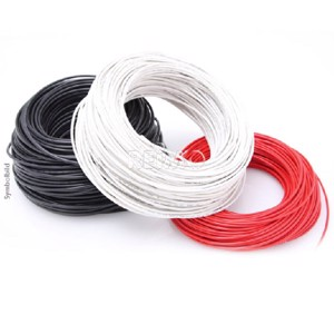 Car cable red