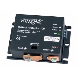 Battery monitor - Protector 100A