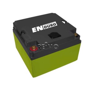 Lithium ion consumer battery with charger