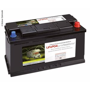 Battery with Lithium Technology 12V 95Ah