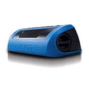 Marine Stereo System StereoActive, waterproof, colour: blue