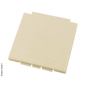 Replacement cover for CEE socket outlet beige