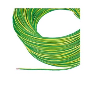 4 mm² cable green-yellow