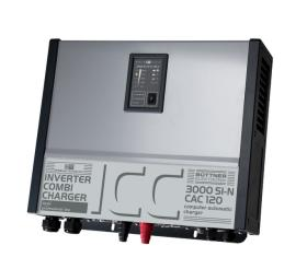 Inverter Combi Charger 3000Si-N/120A incl. remote control