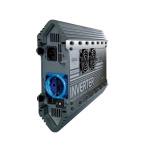 Sine wave inverter with power transfer switch 600W