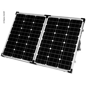 Solar case 120W, the practical mobile solar panel