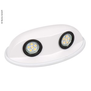 Awning light Skytwin LED, 2x1W