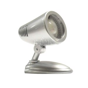 "LED surface mounted spotlight with ""High Power LED"" 1x3.3 Watt, housing colour s"