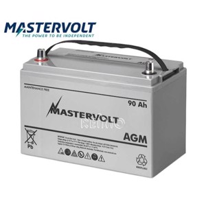 Mastervolt battery AGM 12/90 Ah