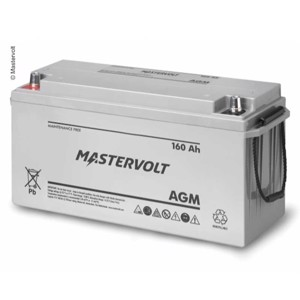 Mastervolt battery AGM 12/160 Ah