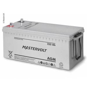 Mastervolt battery AGM 12/225 Ah