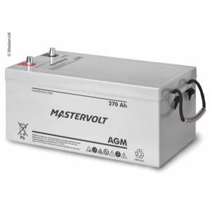 Mastervolt battery AGM 12/270 Ah