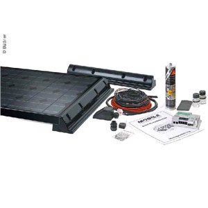 MT 160 MC Solar complete system