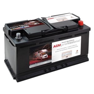 MT-AGM Battery 12 V/120 Ah