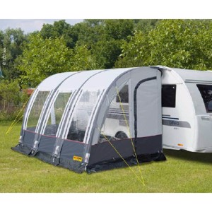 Caravan annex tent Rimini Air 390 with air frame
