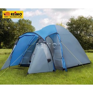 5 Man Tent, 5 Man Dome Tent, BEAVER CREEK 5 Reimo Tent Technology