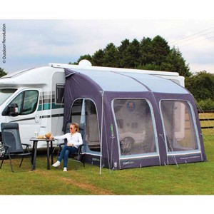 Inflatable Caravan Partial tent E-Sport Air 325 XL