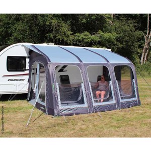 Inflatable Caravan Partial tent E-Sport Air 400