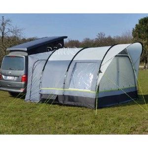 Drive away tent Tour Cap, (WxDxH) 330 x 350 x 220 cm, channel rail profile 7 mm