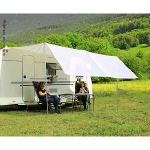 Awning Como plus with net