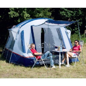 Reimo bus annex tent Tourlite Space 2 with floor