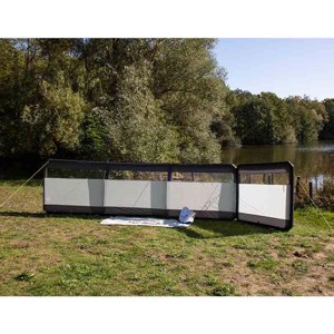 Windbreak HOOGE AIR 480, air technology, 4,8x1,4m