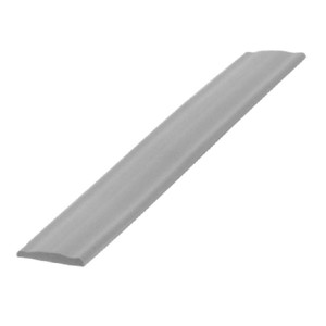 Profile-section cover silver 12mm, 10m
