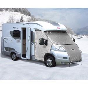 Exterior insulation for Ducato,Boxer+Jumper from 07 2-piece