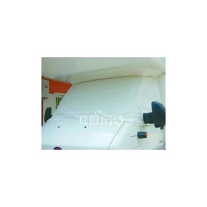 Outer insulation for Ford Transit Bj.06-14 White, 2-ply