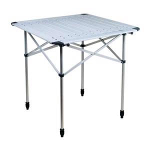 Aluminium Camping Table, Duo Classic, Camp4 Camping Table, 70x70