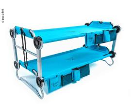 Bunk bed Kids-O-Bunk for children color blue,