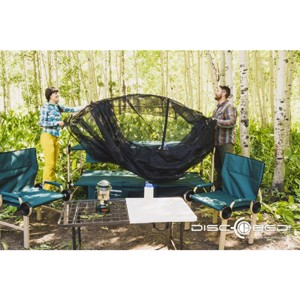 Disc-O-Bed Mosquito net with frame