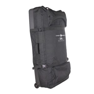 Disc-O-Bed Rollerbag 2XL in black for all beds