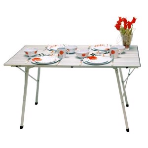 Aluminium Camping Table, Bali Space, Camp4 Camping Table, 120x70x70