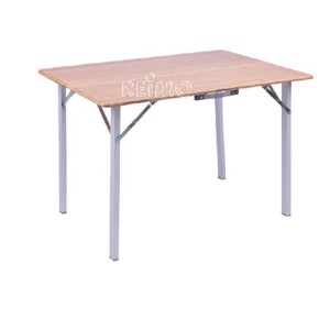 Bamboo, Folding Camping Table, CATANIA BIG, 100x72 cm