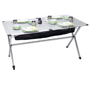 Aluminium Camping Table, Titan Space Camp4, 136,5x22x13,5