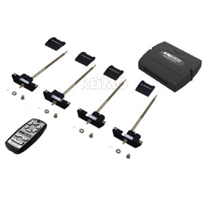 AutoSteady spindle motors set 4 pieces with remote control