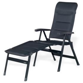 Camping Chair, MAJESTIC Westfield, black, DuraDore 2D-Mesh